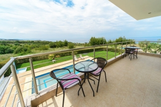 villas in chalkidiki greece hanioti 23